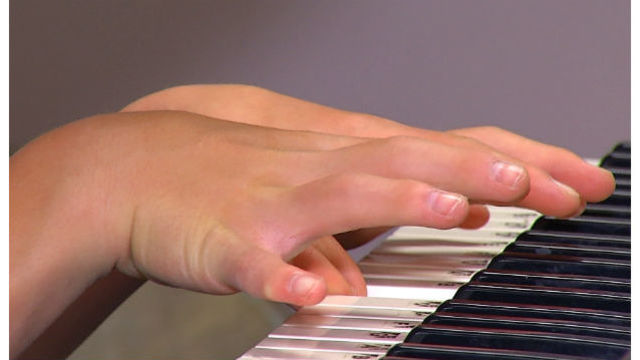 Music therapy helps children with attention issues