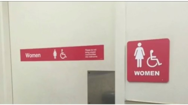 Man records himself asking to use Target women's bathroom