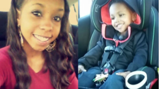 Young mom shot to death on NC playground, toddler son shot in the head