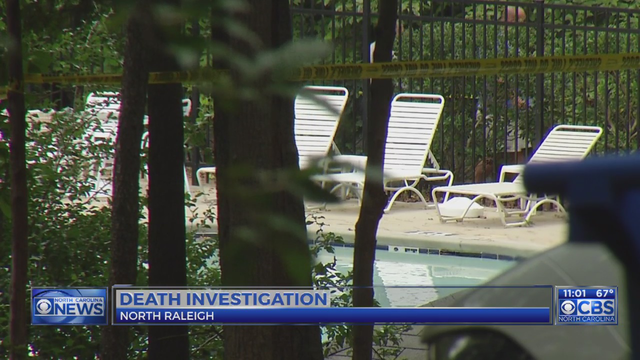 Teen girl found dead in neighborhood pool in Wake County, officials say