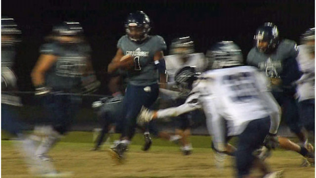 Heritage falls short against Millbrook, 17-15