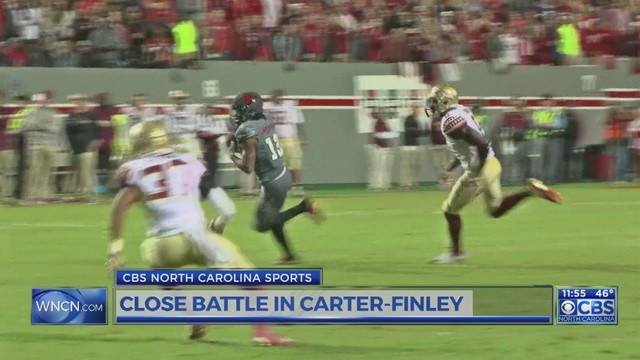 NC State rally falls short as Wolfpack loses to FSU, 24-20