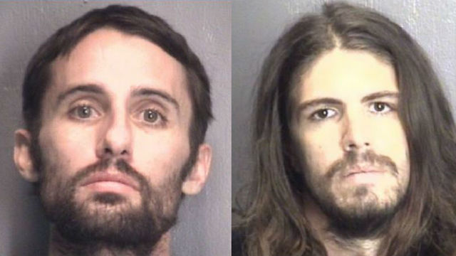 Two arrested in NC on heroin charges, bonds set at $1.5 million