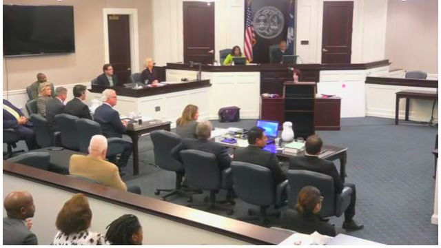 Judge declares mistrial in deadly shooting case against ex-SC officer