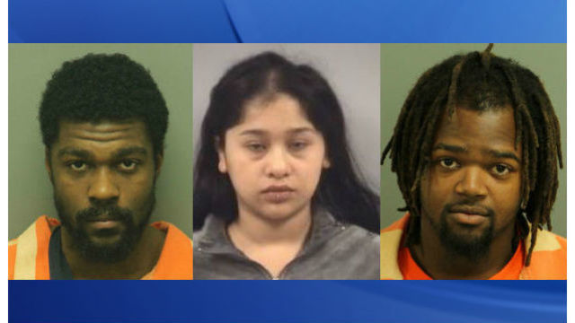 3 arrested, 2 charged with murder in fatal shooting of Johnston County store clerk