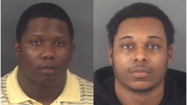 Fayetteville pair facing statutory rape charges