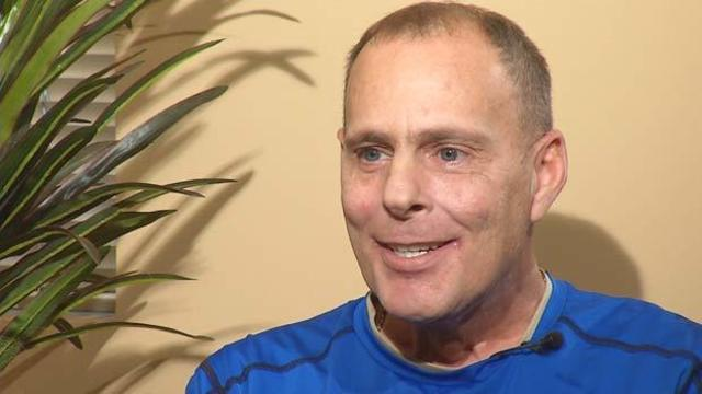 New technology helps NC veteran gain his smile back