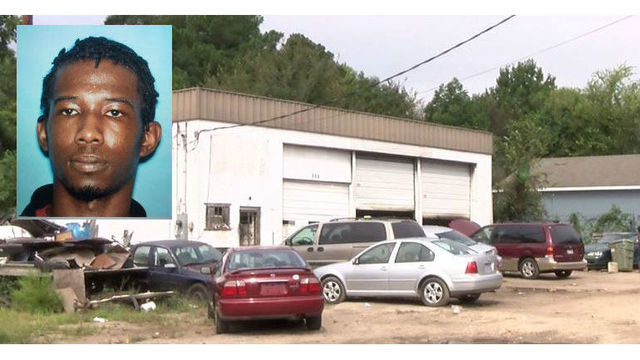 2nd man sought in deadly shooting near Fayetteville car repair shop