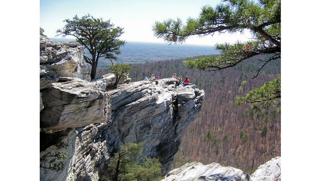 NC Teen In Critical Condition After Falling 50 Feet At Hanging Rock ...
