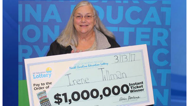 Chatham County mail carrier wins $1 million lottery scratch-off prize