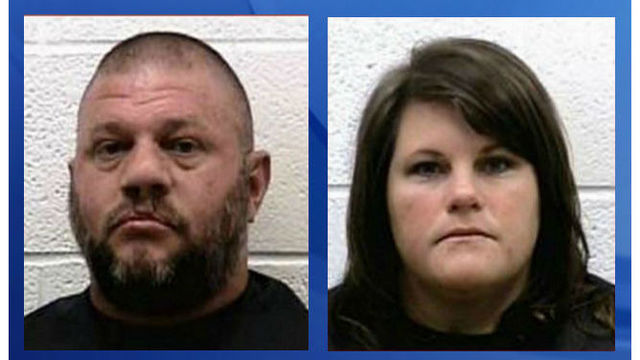NC husband and wife teachers are arrested