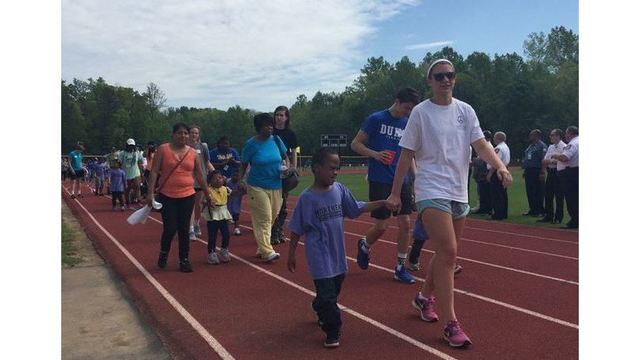 More than 400 athletes compete in Durham County's Special Olympics