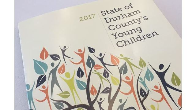 New report highlights challenges facing Durham County's young children