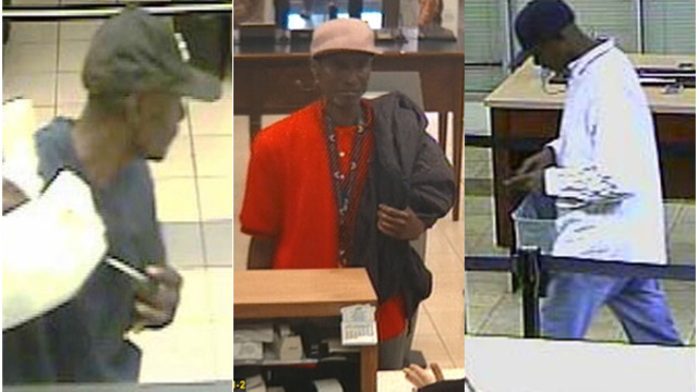 Durham man dubbed 'Ball Cap Bandit' arrested by FBI in Texas