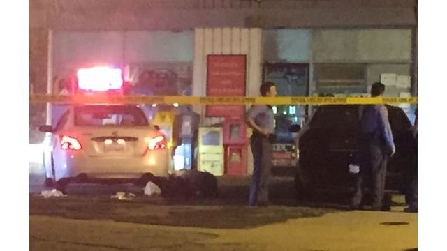 Man shot in Raleigh gas station parking lot, drives himself to hospital