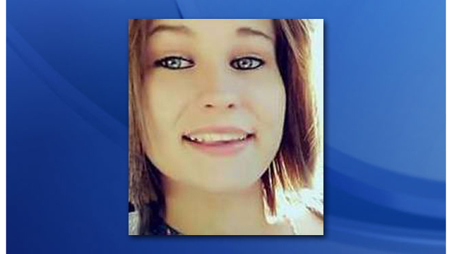 NC deputies search for missing teen girl