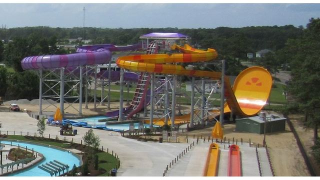 $46 million water park opening delayed at NC Outer Banks