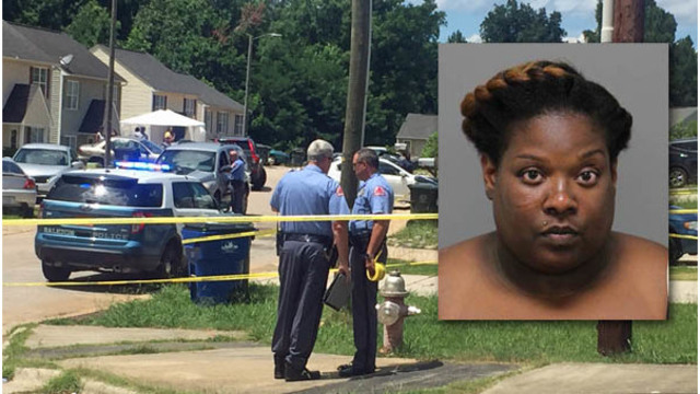 Raleigh woman shot female acquaintance in the leg Friday afternoon, police say