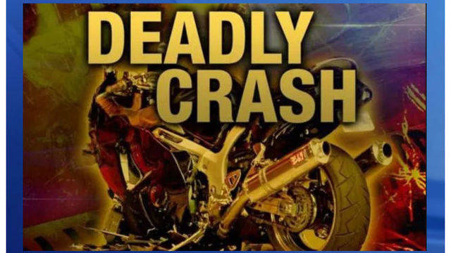 Angier man dies in Johnston County motorcycle crash