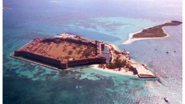 Dry Tortugas evacuated before Irma, no word on Fort Jefferson damage