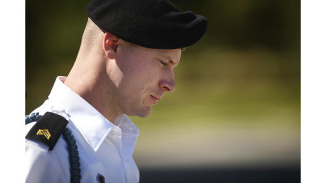 Army Sgt. Bergdahl pleads guilty to deserting his post
