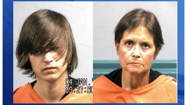 Wayne County mom and son face heroin and meth charges