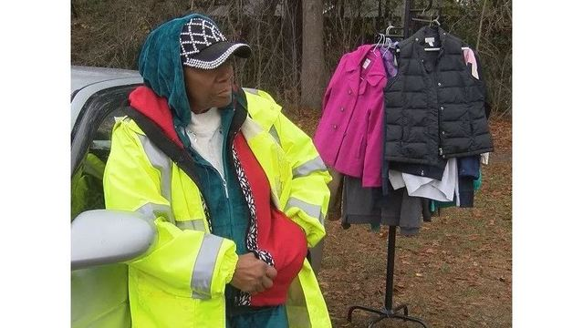 'She's an angel': NC school crossing guard hands out coats to cold students