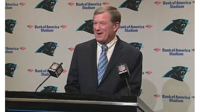 Panthers interim GM reinstated after harassment claims