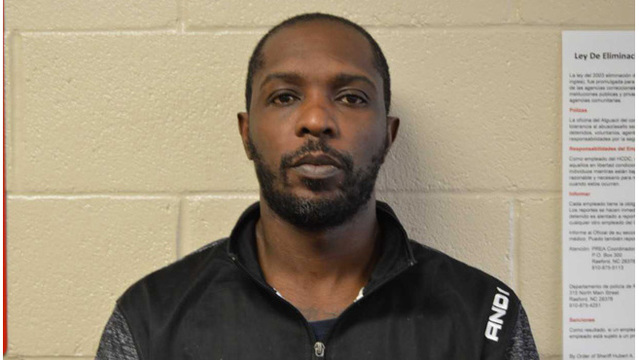 Suspect in deadly Raeford drug robbery held on $1 million bond, police say