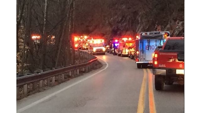 West Virginia firefighters killed responding to auto accident that killed 3