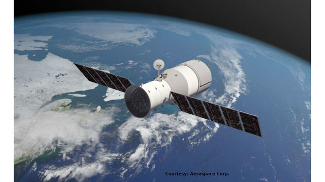 No April Fools': Chinese space station could smash into Earth