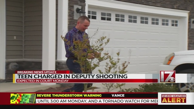 Some In Harnett County Community Rattled After Deputy Shot