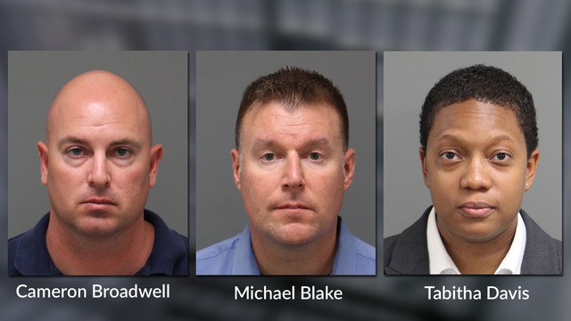 Trooper charged in Raleigh man's beating was suspended in past, records indicate