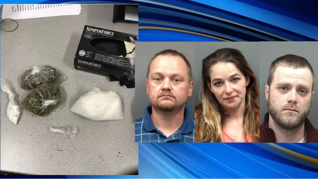 NC drug bust highlights 'meth highway' as I-85, officials say
