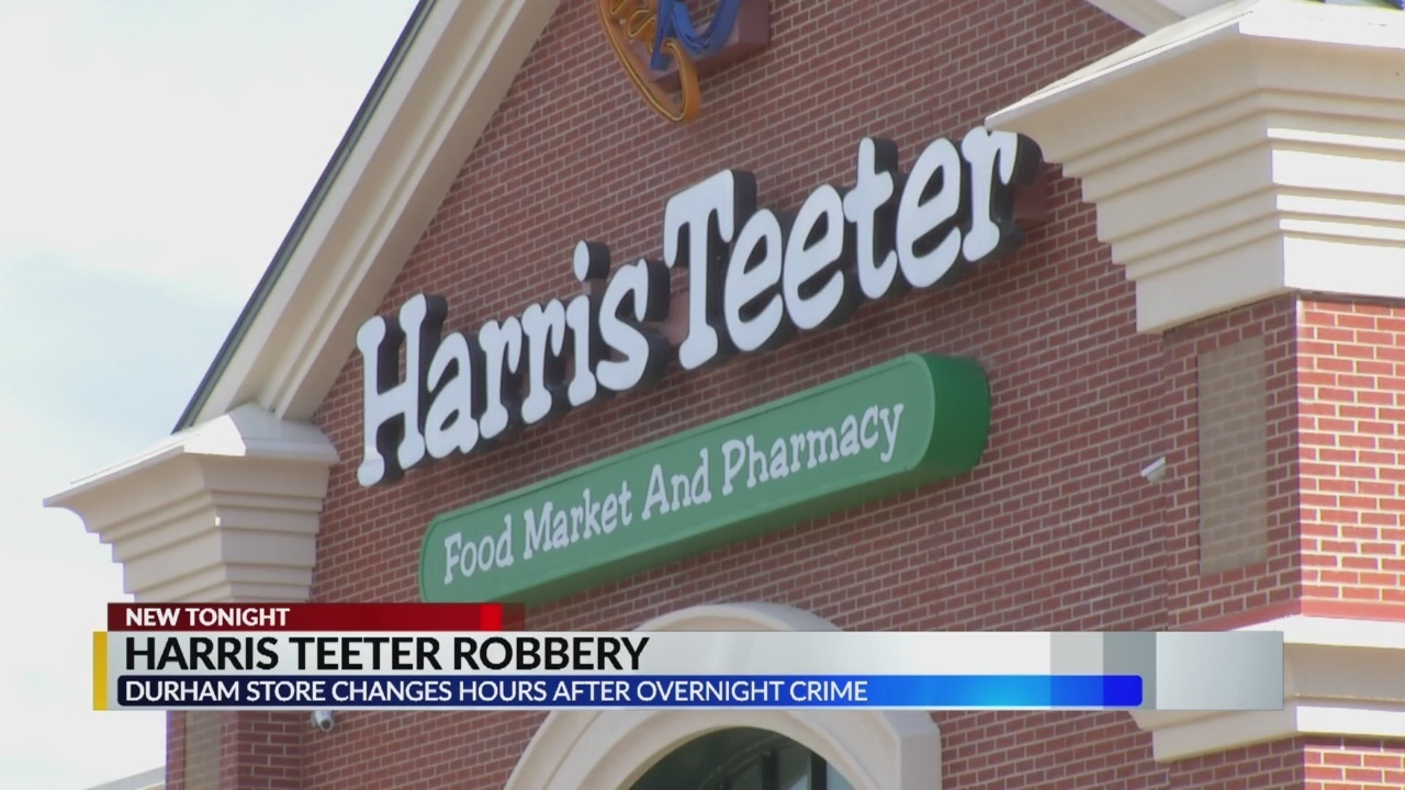 armed robbery forces durham grocery store to abandon 247 hours - Harris Teeter Christmas Hours