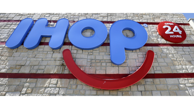 What could it 'b' — IHOP announces mysterious name change