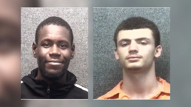 2 Spring Lake men charged with murder in Myrtle Beach