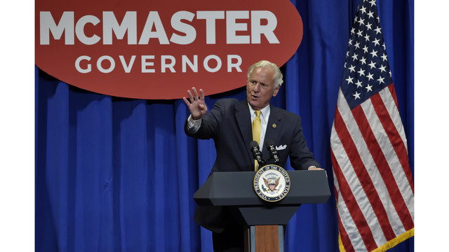 SC governor vetoes $15.7 million from budget over funding for abortion providers