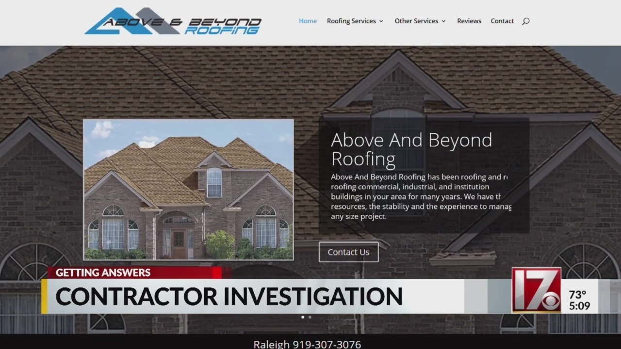 Nc Expands Investigation Into Roofing Firm Some Claim They Paid But