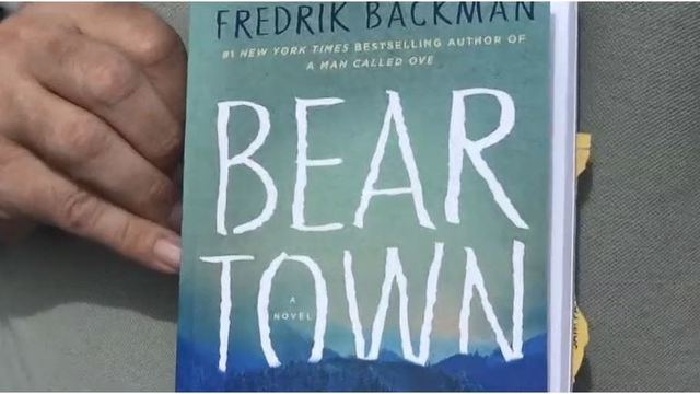 NC high school pulls book 'Beartown' from honors class after parents complain