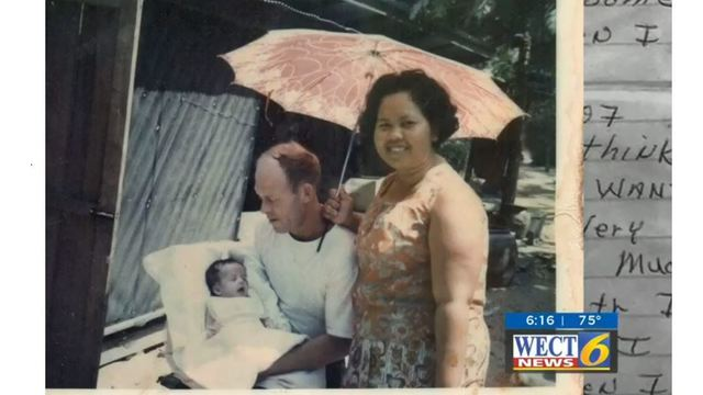 Veteran's family fights to bring long lost sister from Vietnam to NC