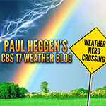 Paul Heggen's Weather Blog