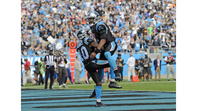 Surging Newton, Panthers face red-hot Steelers