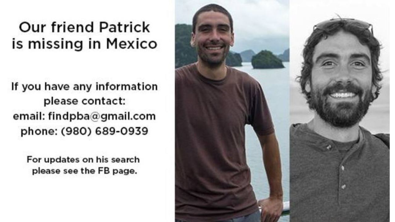 Watch Authorities say that Patrick Braxton-Andrew died in Mexico in October video